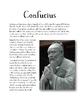 China: Confucius