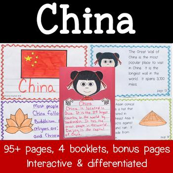 China Country Booklet - China Country Study - Interactive and Differentiated