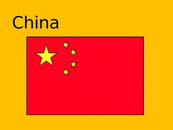 China - Country Presentation