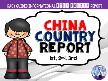 China Country Report