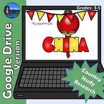China Country Study - Google Drive Version