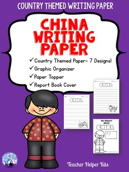 China Country Study- Writing Paper