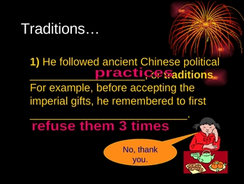 China - Emperor Wen Rebuilds China PowerPoint