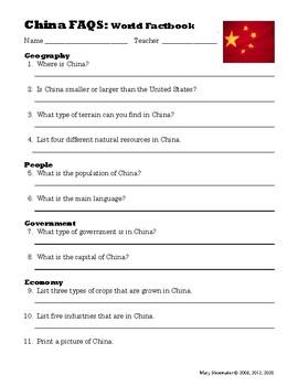 China FAQS: Internet Exploration