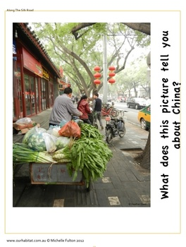 Along The Silk Road-A Geography unit of work on China