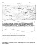 China Geography: Yellow River Worksheet