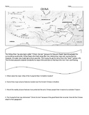 China Geography: Yellow River Worksheet