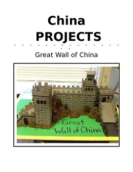 China History Projects
