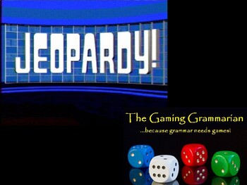 China Jeopardy Review Game