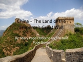 China-Land of the Emperor's Great Wall Powerpoint