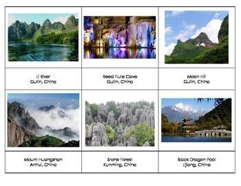 China Landmarks