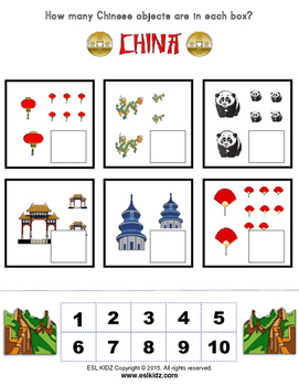 China Lunar New Year Counting activity