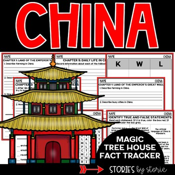 China (Magic Tree House Fact Tracker)