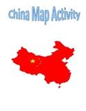 China Map Activity
