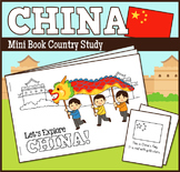 China Mini Book