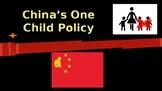 China One-Child Policy Mini Lesson