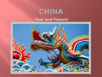 China: Past and Present