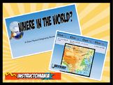 China Physical Geography Class GAME: World Scavenger Hunt