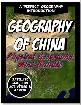 China Physical Geography Mini Bundle