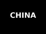 China Power Point Presentation