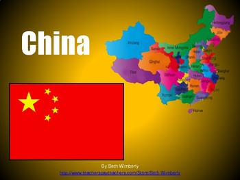 China PowerPoint