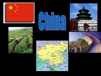 China PowerPoint Presentation