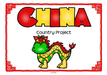China Project for Geography