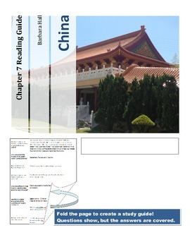 China Reading and Study Guide
