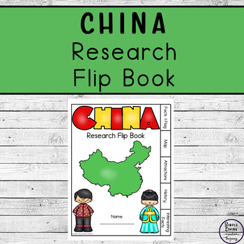 China Research Flip Book