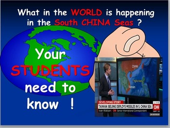 China: South China Seas Article with Activities