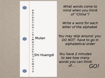 China Taxonomy