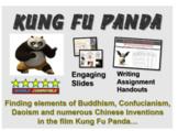 China: Teaching Buddhism Confucianism Taoism (Daoism) with Kung Fu Panda & Mulan