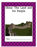 China: The Land and Its People Workbook