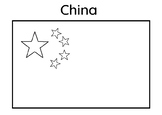 China-Themed Decorations and Tracing Printables