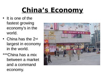 China Today powerpoint