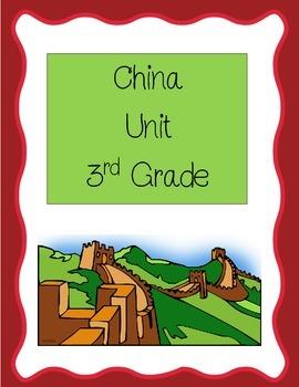 China Unit-Common Core Aligned