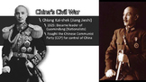 China and Japan Between World Wars PowerPoint