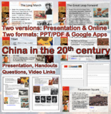 China in the 20th century