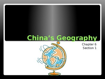 China's Geography