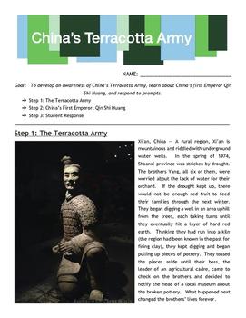 China's Terracotta Army