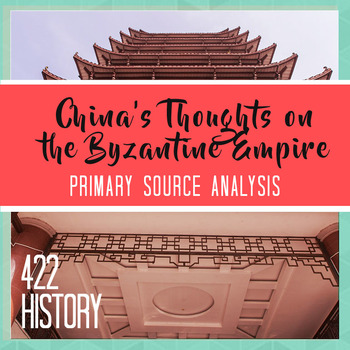 China's Thoughts on the Byzantine Empire