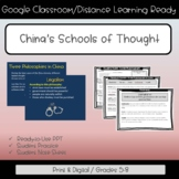 China's Schools of Thought