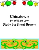 Chinatown Activity Pages