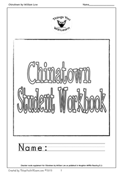 Chinatown Student Workbook