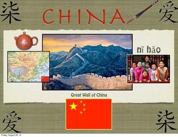 Art Presentation: Chinese New Year's Calligraphy and Illumination