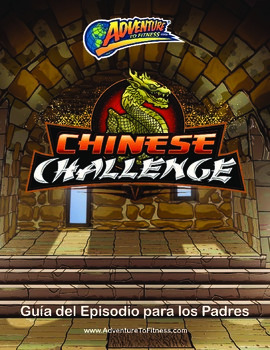 Chinese Challenge Parent Episode Guide - Spanish
