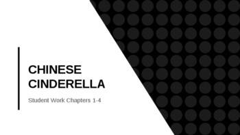 Chinese Cinderella - Chapters 1-4