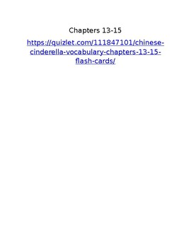 Chinese Cinderella Generic Unit Plan (IN WORD)