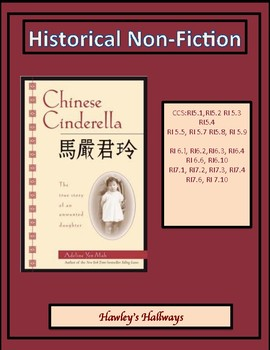 Chinese Cinderella-Novel Study