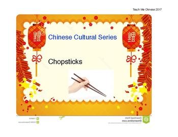 Chinese Cultural Series- Chopsticks